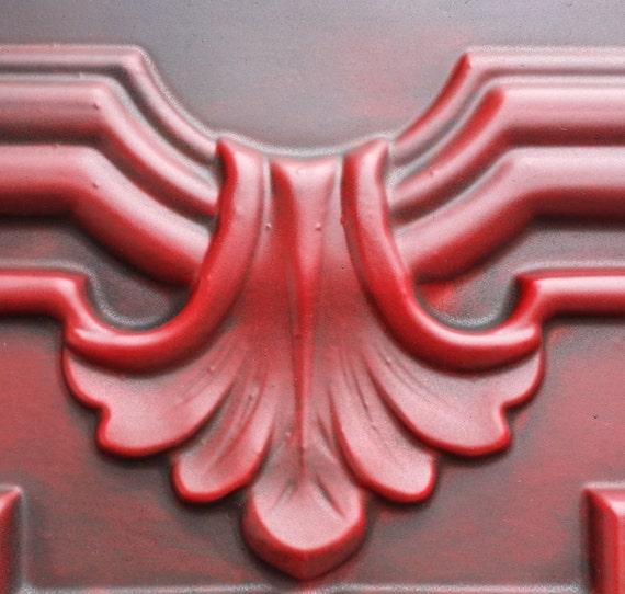 Piastrelle finto pl15 vernice antica 3d di fauxpaintceilingtile