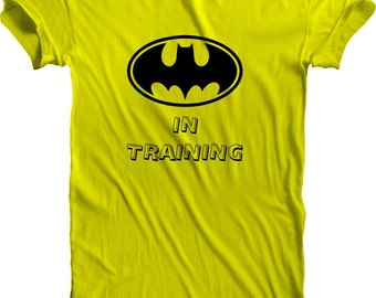 "Youth ""Batman in Training"" tshirt"