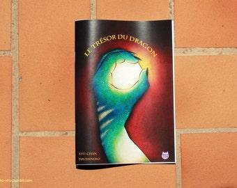 Fanzine - The Dragon's Treasure / the treasure of the Dragon