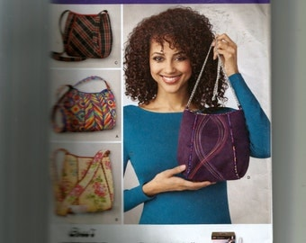 Simplicity Bags Pattern 1597