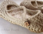 Crossover Strap Mary Janes, Jute/Hemp soled shoes