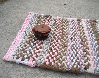 CONSTABLE  rag weaving TaBLE RuG  Placemat