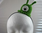 Crocheted Brain-Eating Blob Headband (SWG-HH-BS01)
