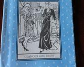 Vintage Fokkwear 233 Glamour Girl 1930s 40s Dress All Sizes UNCUT