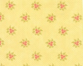 Aloha Girl - Plantation in Pineapple: sku 20246-16 cotton quilting fabric by Fig Tree and Co. for Moda Fabrics - 1 yard