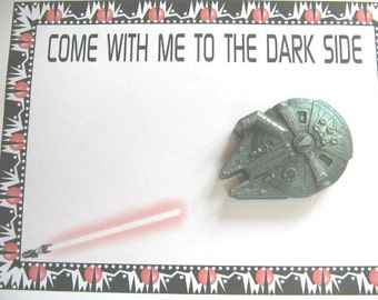 Star Wars Inspired Millennium Falcon