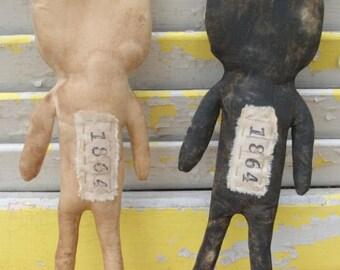 Primitive Dolls Naked