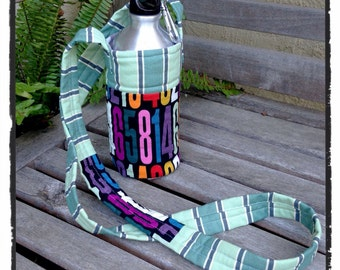 Water Bottle Holder - Numbers (#503)