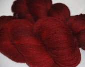 Cranberry Crush Merino Lace