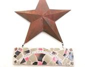 I Thank My Lucky Stars For U Mosaic Art by Smashgirl