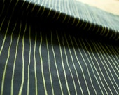 Skinny Stripes hand dyed and patterned fabric