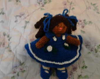 Curly Girl Doll 16
