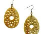 Horn Earrings - Q10309