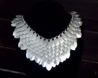 Princess of Mars NASA Dragon Scale Necklace