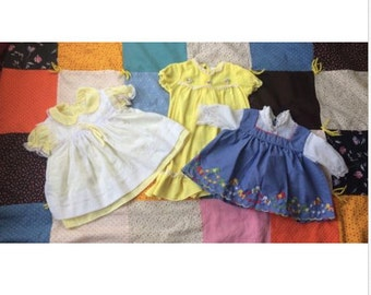 Vintage Baby Collection 9-12 Months
