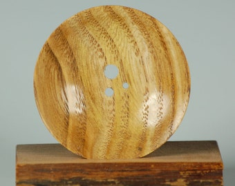 Diz - three hole - Chestnut