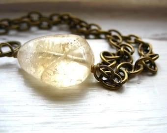 Citrine Bracelet, Yellow Citrine Stone Bracelet, Handmade Artisan Citrine Jewelry, Gemstone Jewelry, Citrine Jewelry, Stone Bracelet