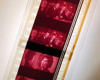 Butterfield 8 Film Strip Recycled Bookmark - Elizabeth Taylor