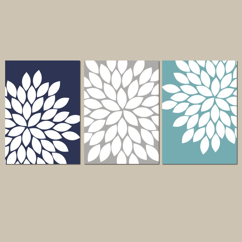 navy gray teal wall art bedroom kitchen wall art canvas or 25 best ideas about bedroom colors on pinterest bedroom
