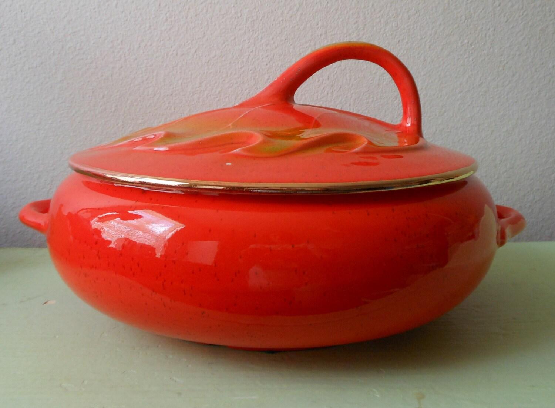 Vintage Soup Tureen 13