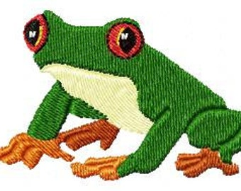 SFancy Tree Frog 4 x 4