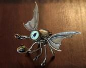 Steampunk Cthulhu Minion