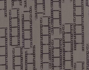 Reel Time, Film Strips in Slate (1564 19) by Zen Chic