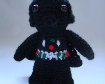 Crochet Darth Vader, Star Wars character