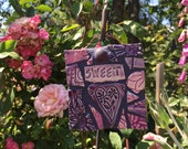 SWEET Garden Flower Herb Stake Mosaic Sign