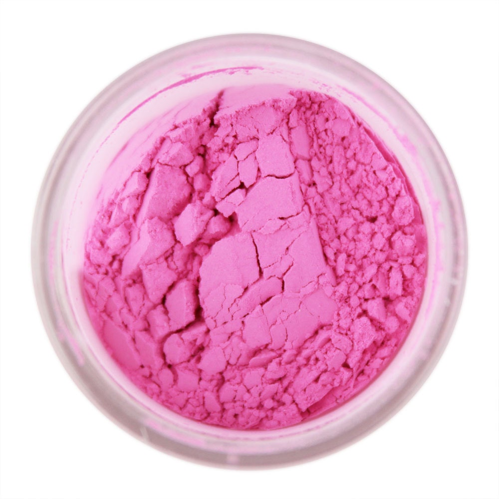 how to make deep pink fondant