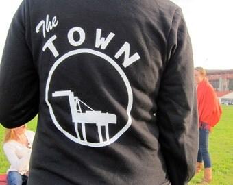 The Town - fleece hoodie