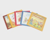 1980s kids books / Fraggle Rock storybooks / set of 5 / Set of Fraggle Rock Storybooks