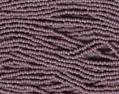 Czech Charlotte Seed Beads 13/0 Opaque Purple 31904 , Purple Seed Beads, Preciosia Seed Beads,Tiny Seed Beads, Faceted Seed Beads