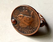A Farthing for Your Thoughts Ring