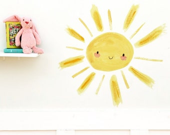 SUNSHINE -- Wall Decal