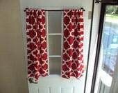BACK Door,  FRONT Door Curtain, Window Curtain