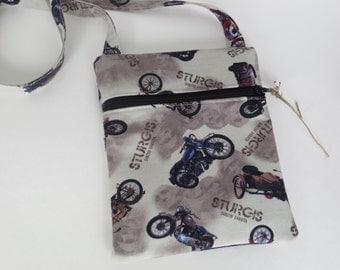 Sturgis Cross body Mini Bag - Sturgis bag - Biker Bag - Hipster - Sturgis Bag - Sturgis