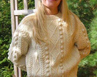 AranStyle Pullover