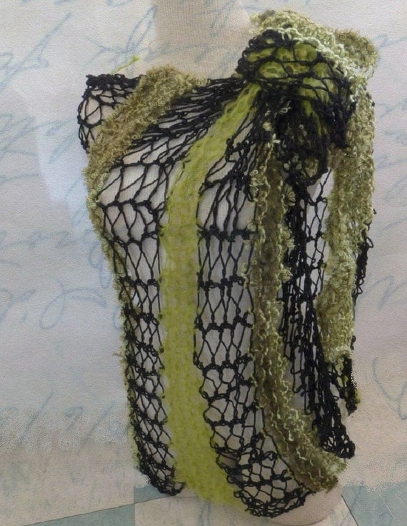 SALE 50 off / Boho Chic Shawl Wrap / gift for her / One Size fits All  /  Womens Fashion / casual or dressy