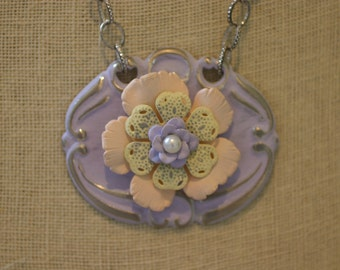 "Shabby Chic ""Carly"" Necklace"