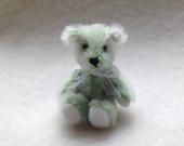 SALE - Miniature Jointed Artist  Bear