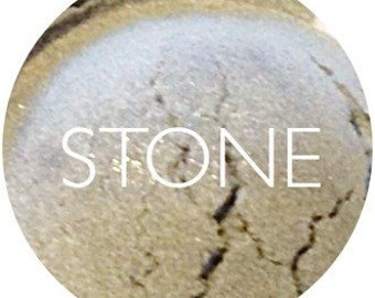 Stone Mineral Eye Shadow • Natural Mineral Eye Shadow • Mineral Makeup • Earth Mineral Cosmetics