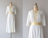 Seddon Hill dress | 1910s white cotton dress • vintage Edwardian dress