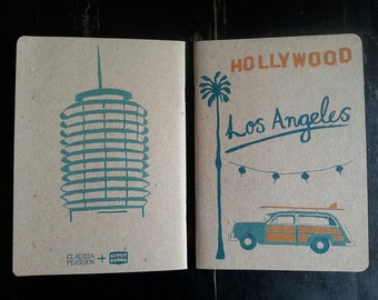 Los Angeles Notebook