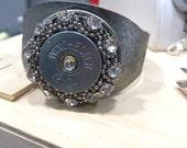 Bullet shell casing bracelet