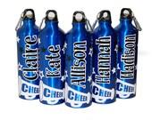 Personalized Aluminum Bottle - 25 fl. oz. - Cheer