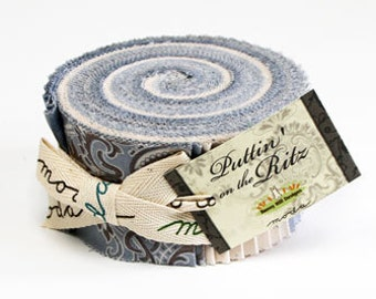 Puttin' on the Ritz Blue Jelly Roll