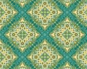 1 HALF YARD Kaleidoscope in basil, Notting Hill by Joel Dewberry