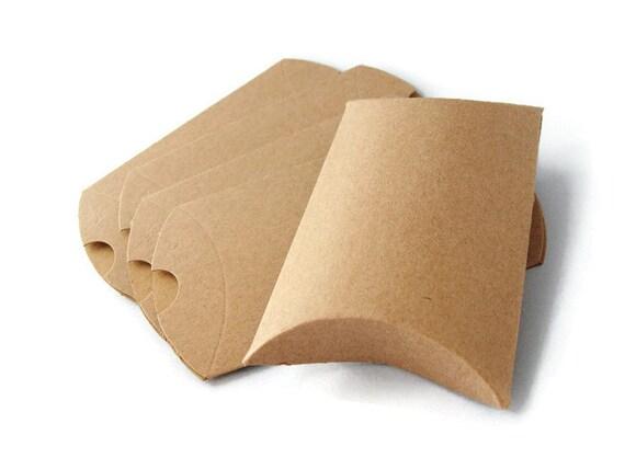 12 boites cadeau carton kraft emballage pour bijoux et - Emballage cadeau boite carton ...