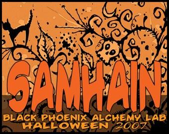 Samhain 2007: Black Phoenix Alchemy Lab Perfume Oil 5ml